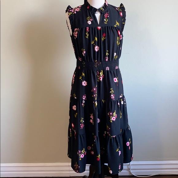 Kate Spade Flower Printed Dress